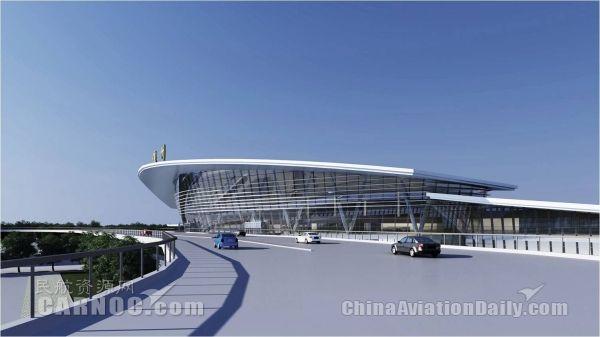 泸州云龙机场民航区站坪和航站区开工