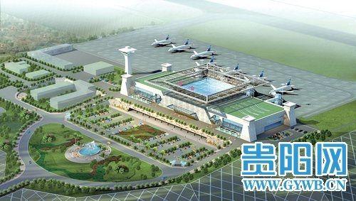 仁怀机场改名遵义茅台机场 预计今年底通航
