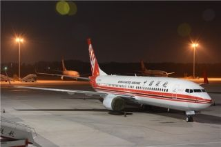 中联航申请首条国际航线 大连-大阪12月启航