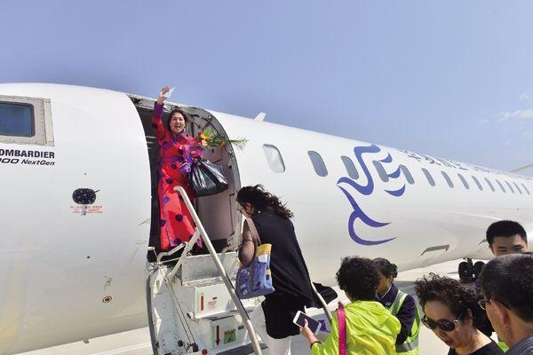集宁机场通航 内蒙古实现盟市机场全覆盖