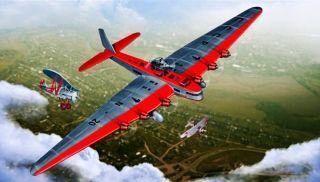 """80年前的全球最大飞机:前苏联""""高尔基""""号"""