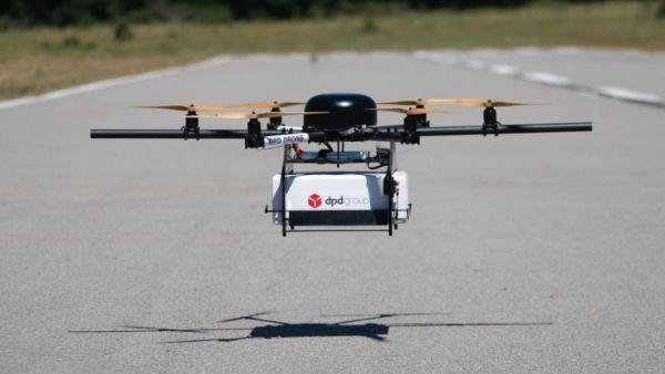 无人机飞着对人有威胁?看看Google怎么说