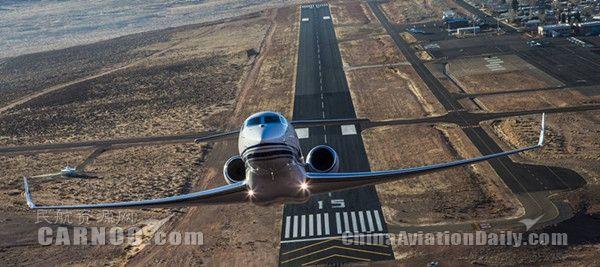 湾流一季度交付27架飞机 储备订单量126亿美元