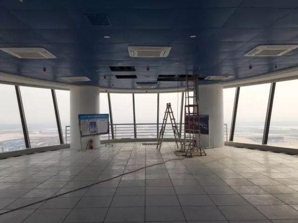 世界第二航空塔台