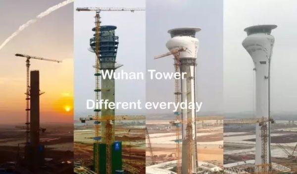 广州机场塔台图片