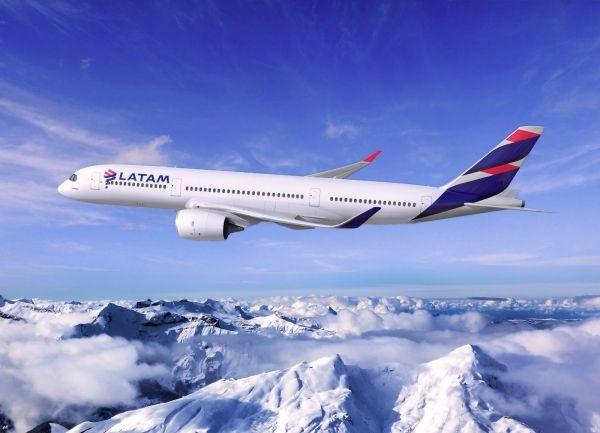 视频:LATAM航空启用全新统一飞机涂装