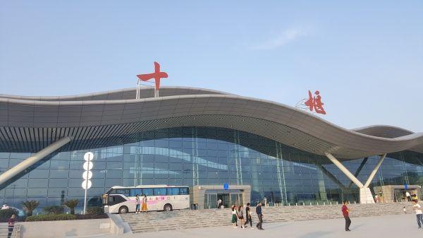武当山机场迎来今年第50万名旅客 改扩建项目本月动工