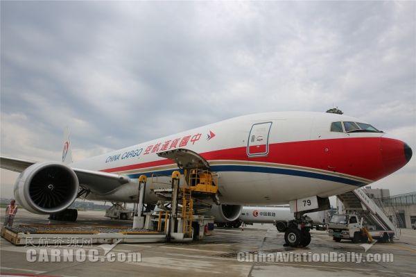 东航B777助阵 宁波开通首条洲际全货机航线