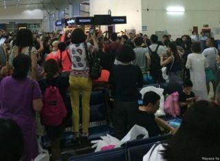 越南机场否认殴打中国人 不清楚是否有人收钱