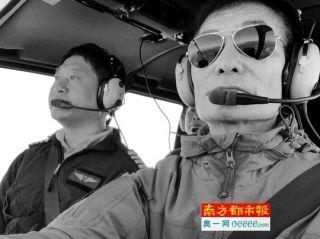 珠海63岁退休老人花28.8万元报名学开直升机