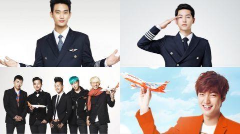 如果可以的话,你最想要和谁一起搭飞机呢?