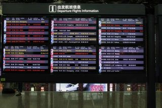 Q1中国民航准点率大幅提升 同比增11.07%