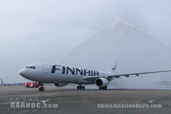 白云机场再增欧洲航点 7日起广州直飞赫尔辛基