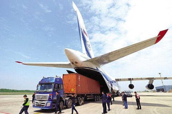 南京机场国际货运代理人出港货物待运库投运
