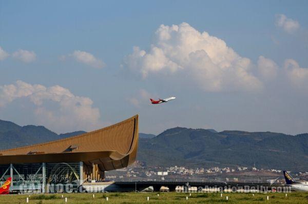 2015年昆明机场位列世界机场第46位 国内第7