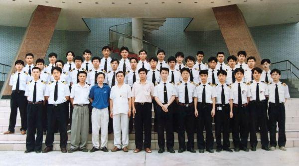 中飞院九四级40期:22年后,他们是资深机长