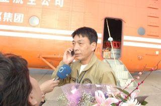 纪念512汶川地震八周年:我只是飞行员 不是英雄