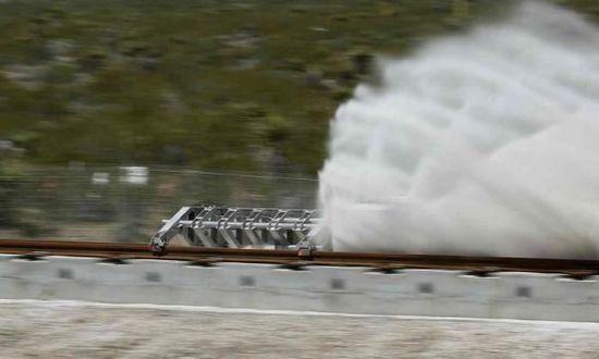 超级高铁初步测试成功 有望2021年实现客运