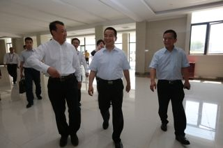西南地区管理局局长到访华夏航空培训中心