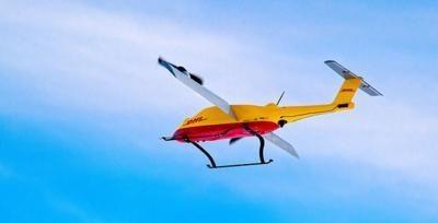高大上!DHL速递首次在物流链中引进直升机