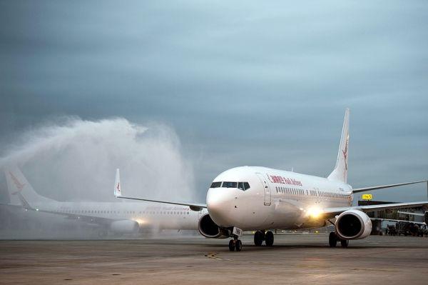 瑞丽航空喜迎两架737-800飞机 机队规模达9架