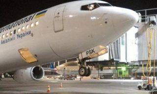 又一架飞机机头上翘机尾坐地 还因配载失衡!