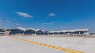 2017年,张家界机场年运输生产目标为200万人次