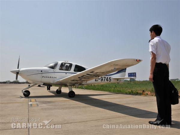 学飞之路关卡重重:徐良的飞行之路