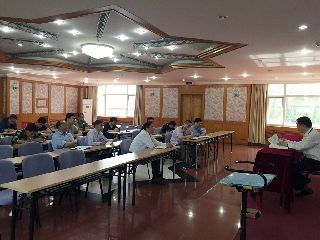 华北空管局气象中心召开紧急安全会议