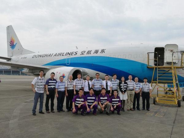 最后2架货机退租 东海航空十年货运完美收官