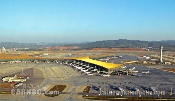 转场最高纪录!昆明机场单日起降破1000架次