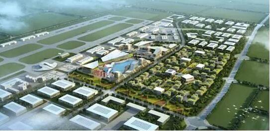 项目占地面积7500亩 酒泉百立通用机场定址