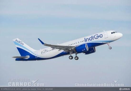 靛蓝航空将从11月6日起暂停加尔各答-香港航线