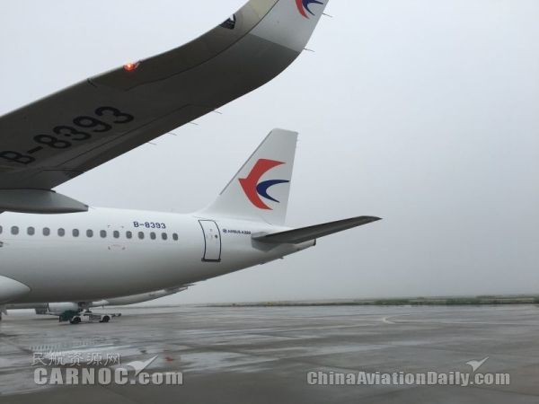 东航西北迎来今年首架A320 机队规模达52架