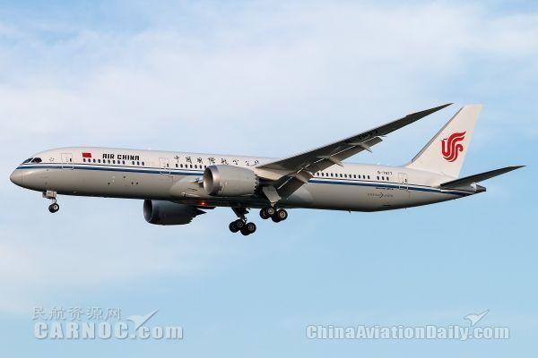 国航A股上市十年 市值翻三倍近千亿