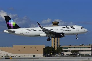 2. Volaris: Founded in 2005, the low-cost Mexican carrier is now the second largest airline in the country behind Aeromexico. Volaris, too, has no fatal crashes in its history.