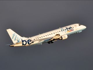 4. Flybe: Established in 1979, Flybe is a low-cost regional airline based in southwest England. The airline has no fatal crashes on its record.