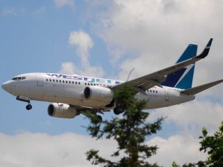 5. Westjet is Canada's largest low-cost airline. AirlineRatings.com praised the airline for its generous room and quality in-flight entertainment options for a budget carrier. WestJet has not crashed in company history.