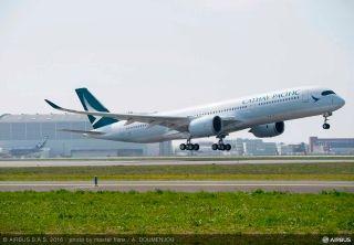国泰航空求变 20年来首次引入新型远程宽体机