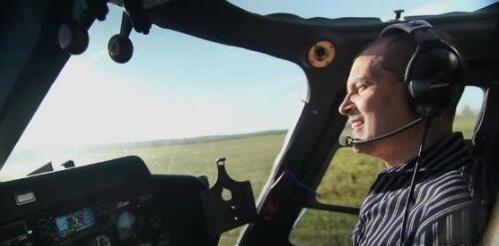 直升机拔牙