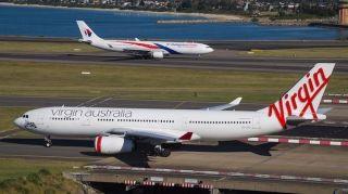 维珍率先提供空中Wi-Fi 吹响与澳航新战争号角