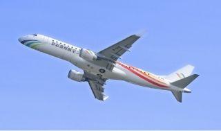 民航早报:巴航工业欲向中国交付650多架飞机