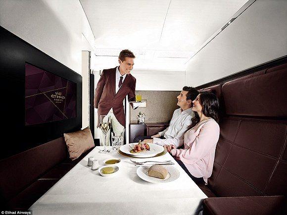 阿联酋这家航企推出世界上最贵机票 53万一张