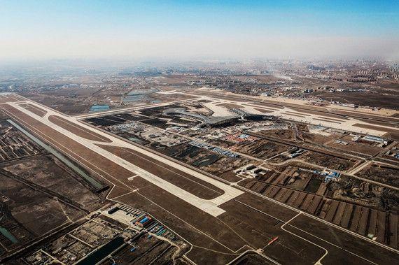 1-4月全国部分机场生产数据:天津坐火箭了!