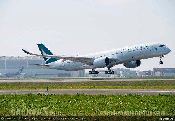 国泰航空订立新策略方针:以顾客为核心