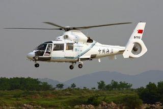 中信海直通航一直升机在舟山失联 目前搜救中