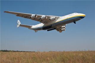 世界最大运输机An-225嫁入中国 2019年下线