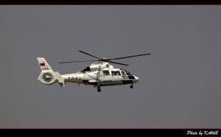 """别了,中国海监B-7115。通航图库图片,摄影:通航资源网网友""""KA662""""。"""