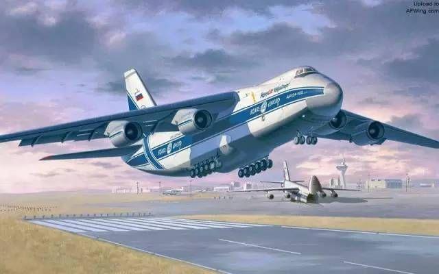 安東諾夫巨無霸:安-124魯斯蘭運輸機(上)