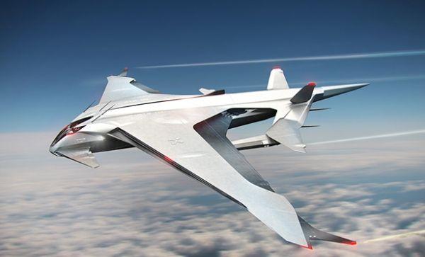 源于科幻的飞机设计 海陆空三栖酷到爆